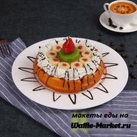 Макет Венской вафли №21