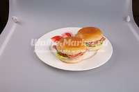 Макет Гамбургеров №16