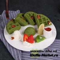 Макет Венской вафли №4