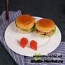 Макет Гамбургеров №1
