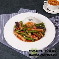 Макет Блюда из риса №6
