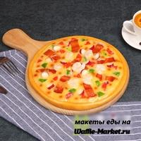 Макет Пиццы №7