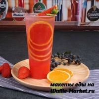 Макет Напитков №7