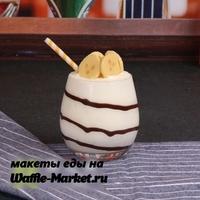 Макет Молочных коктейлей и десертов №1