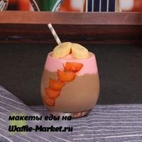 Макет Молочных коктейлей и десертов №2