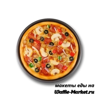 Макет Пиццы №2