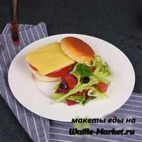 Макет Гамбургеров №2