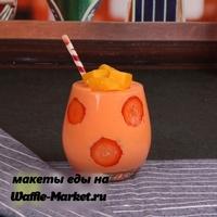 Макет Молочных коктейлей и десертов №5