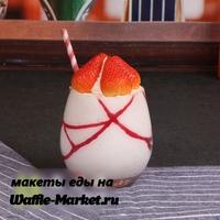 Макет Молочных коктейлей и десертов №6