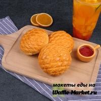 Макет хлеба №4