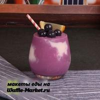 Макет Молочных коктейлей и десертов №8