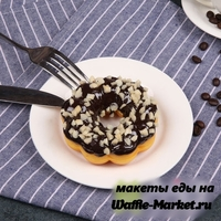 Макет Пончиков №6